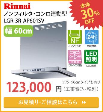 LGR-3R-AP601SV