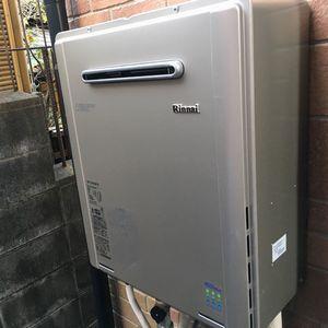 リンナイ ガス給湯器エコジョーズRUF-E2405SAW(A)交換工事