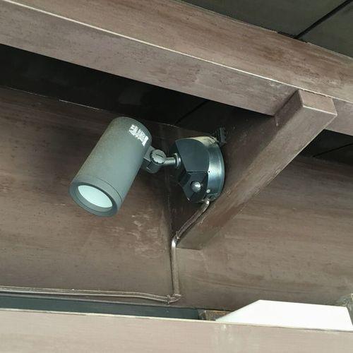 パナソニック センサーライト LGWC40110 (京都市北区紫竹)