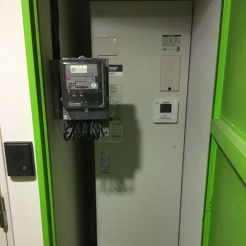 電気温水器 SRG-201E交換工事【京都市東山区】