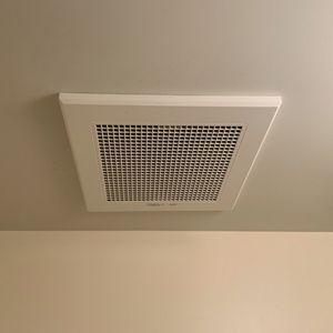 浴室換気扇VD-13ZFC10交換工事【京都市北区】