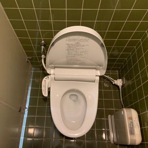 パナソニック トイレ アラウーノ取替工事【京都市左京区】