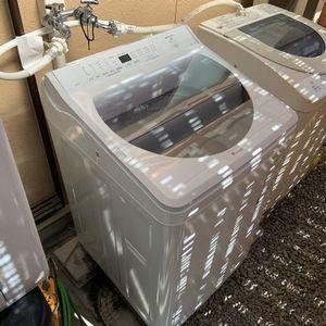 洗濯機の納品【パナソニック NA-FA100H7】(京都市北区西賀茂)
