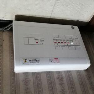 分電盤の交換【BQWB8462 】(京都市右京区)