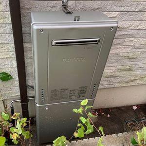ガス給湯器の交換工事【ノーリツ GT-C2462AWX】(京都市北区)