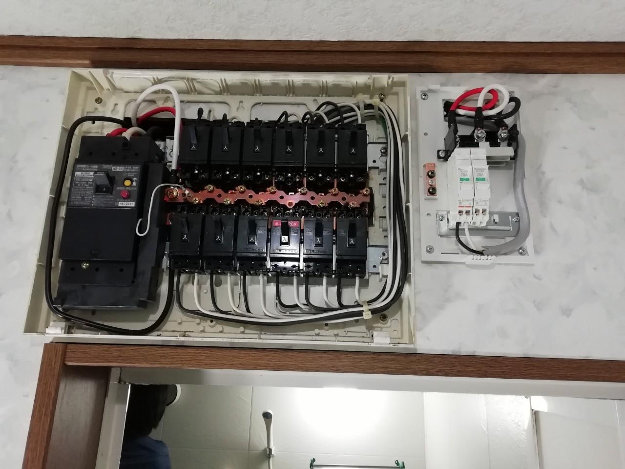 浴室暖房乾燥機の交換工事(パナソニック FY-13UG5V)【京都市北区上賀茂】