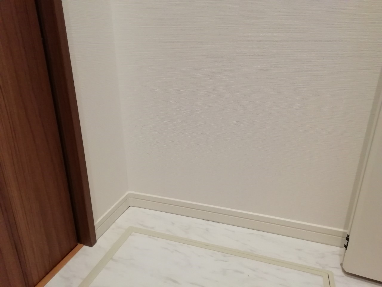 洗面所のコンセント増設工事【京都市上京区】