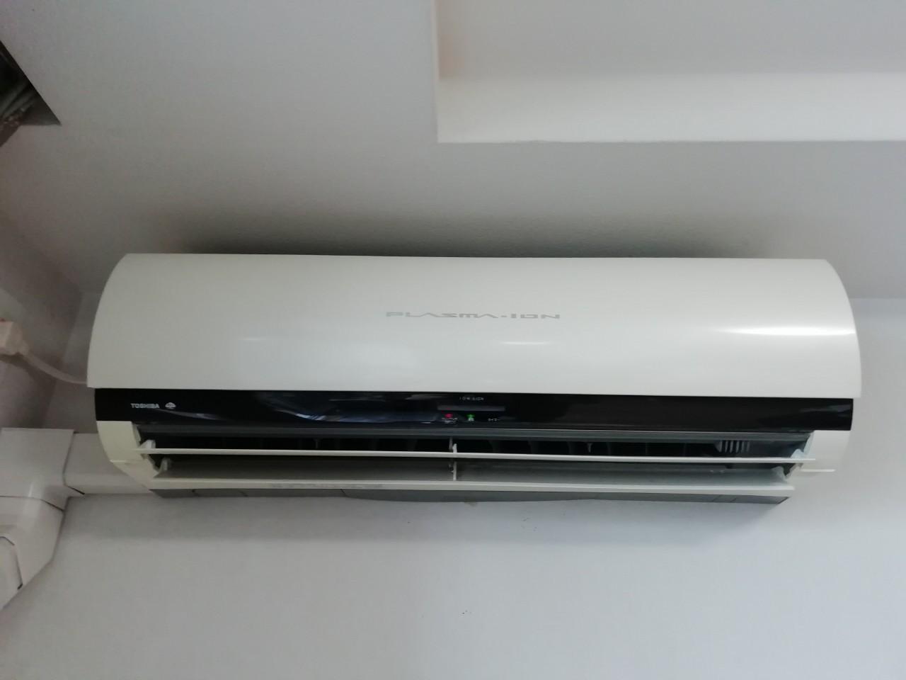 マンションのエアコン交換 室外機壁掛|三菱電機 MSZ-XV5619S|京都市北区紫野