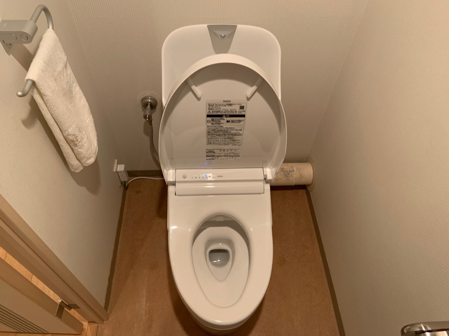 マンションのトイレ交換工事|CES9335P|京都市北区