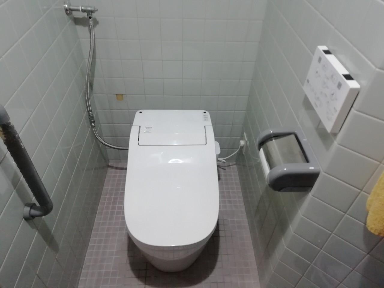トイレ交換 アラウーノS141 | XCH1411RWS | 京都市北区